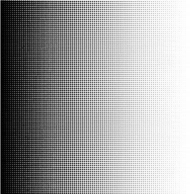 Obraz Kropki nachylenia, w formacie wektorowym