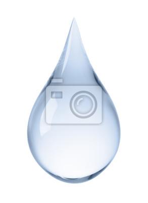 Obraz kropla wody