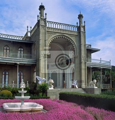 Krym - Pałac Woroncowa