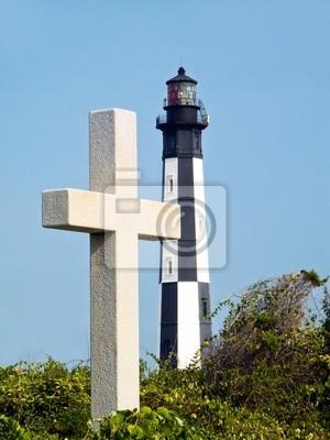 Krzyż i Lighthouse