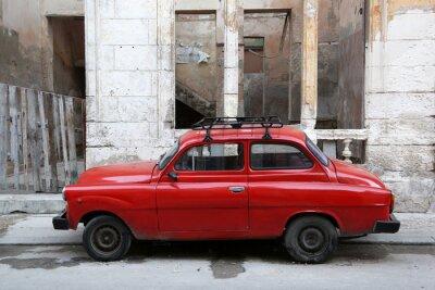 Obraz Kuba, Hawana, Oldtimer