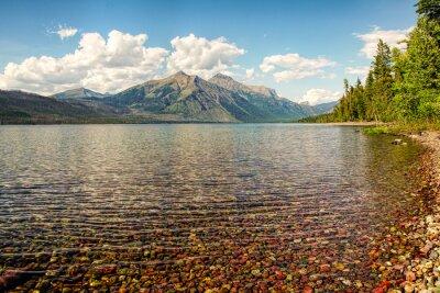 Obraz Lake McDonald Glacier National Park