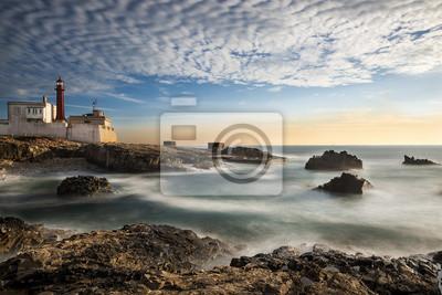 Latarnia morska, Cabo Raso, Cascais, Portugalia: 2015