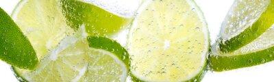 Obraz Limette & Zitrone