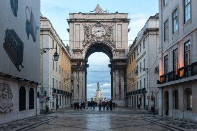 Obraz Lisbona, Città 3
