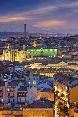Obraz Lizbona.