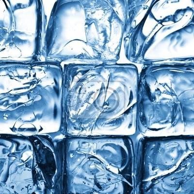 Lód tło