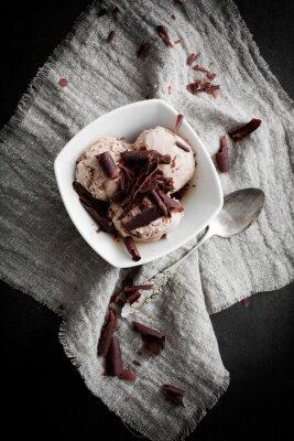 Obraz Lody czekoladowe