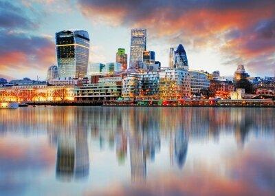 Obraz London skyline