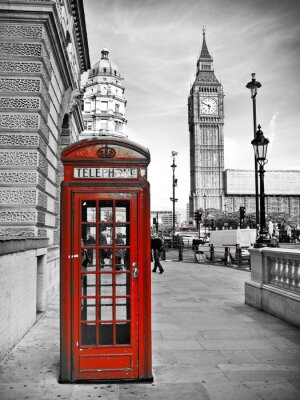 Obraz Londyn wrażenie