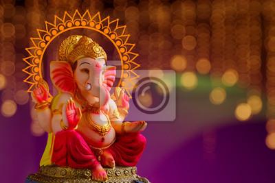 Obraz Lord Ganesha , Ganesh festival