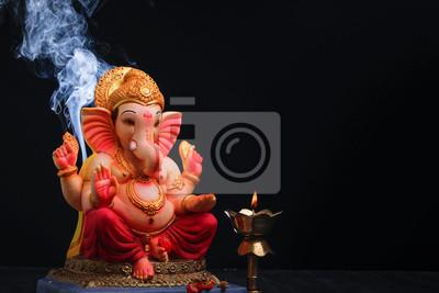Obraz Lord ganesha , Indian ganesh festival
