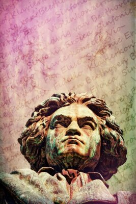 Obraz Ludwig van Beethoven