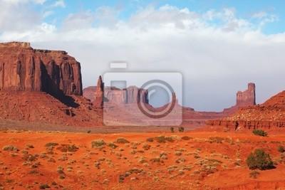 Majestatyczny Monument Valley