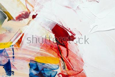 Obraz malowane abstrakcyjne tło