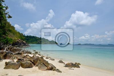 Malownicza plaża