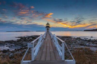 Obraz Marshall Point Lighthouse