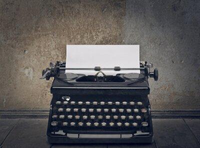 Obraz maszyna do pisania