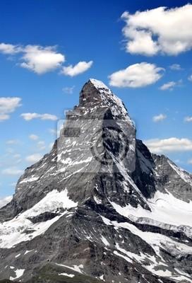 Matterhorn - Alpy Szwajcarskie