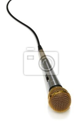 Mikrofon i kabel