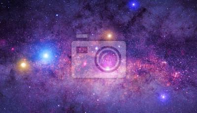 Obraz Milky Way mozaiki.