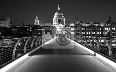 Obraz Millennium Bridge