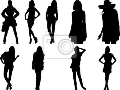 Obraz Moda damska