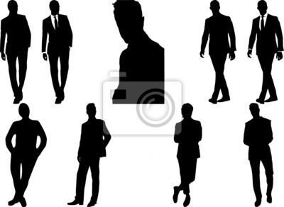 Obraz Moda Męska