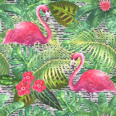 Obraz Modny egzotyczny wzór