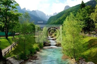 Molveno - Dolomity, Włochy
