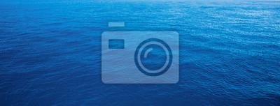 Obraz Morze w tle bluewater