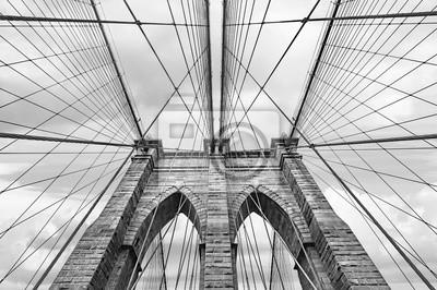 Obraz Most Brooklyński w NYC, usa