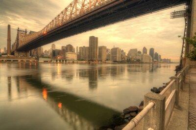 Obraz Most Queensboro