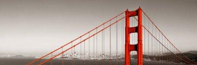 Obraz Most złotej bramy