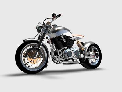 Obraz Moto Cromata