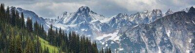 Obraz Mountains in Washington