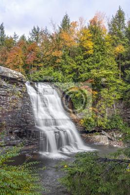 Muddy Creek Falls - najwyższy wodospad Maryland