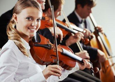 Obraz Muzyka klasyczna