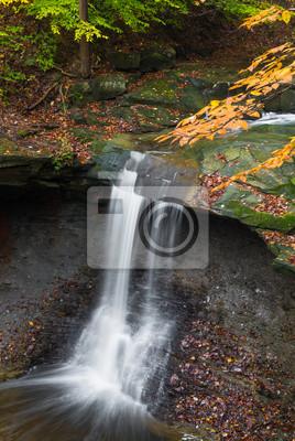 Niebieski Hen Ohio Falls