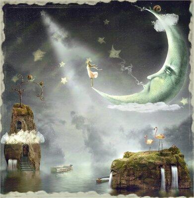 Obraz Noc. Czas cudów i magii