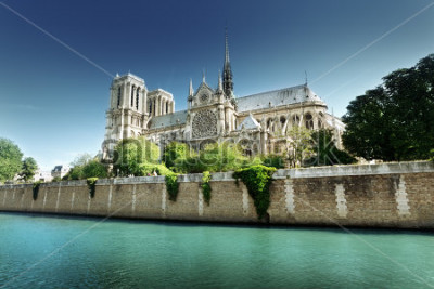 Obraz Notre Dame Paryż, Francja