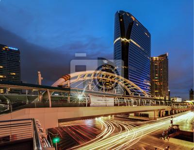 Nowoczesne komercyjne Miasto (Bangkok)