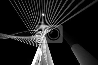 Obraz Nowoczesny most Architektura