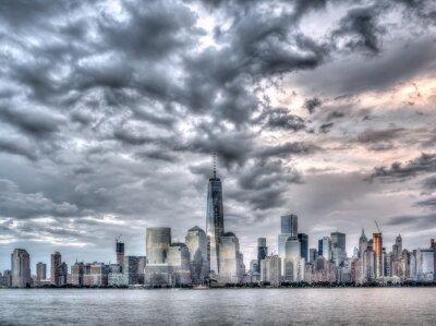 Obraz Nowy Jork na 4 lipca 201