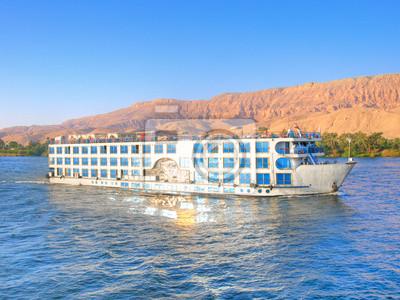 Obrazy z Nilu: Turystyczny rejs