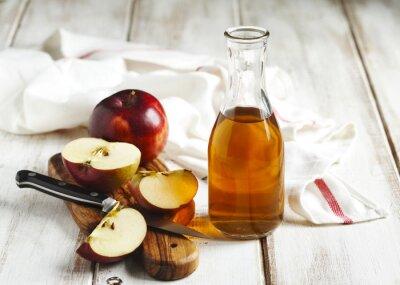 Obraz ocet jabłkowy
