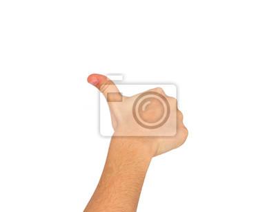 OK znak ręką