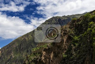 Ollantaytambo ruiny w Sacred Valley, Peru