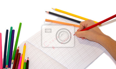 Ołówki i pisania
