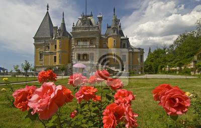 Pałac wśród kwiatów